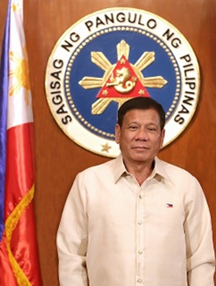 Official Photo-President Rodrigo R Duterte