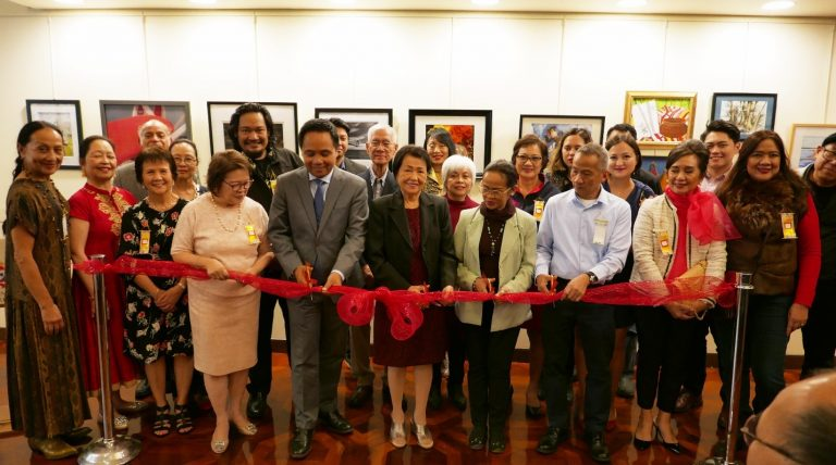 SPAA's Annual Art Exhibition at the Philippine Center New York