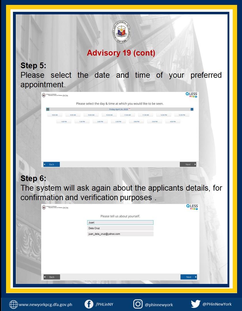 Advisory 19p6