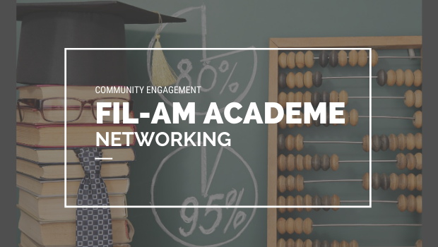 Fil-Am Academe Networking event serves as an opportunity to gather Fil-Am in the academe and discuss potential partnership, programs and activities particularly those that engage the second and third generation Filipinos.