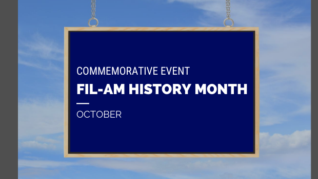 FILAM HISTORY MONTH