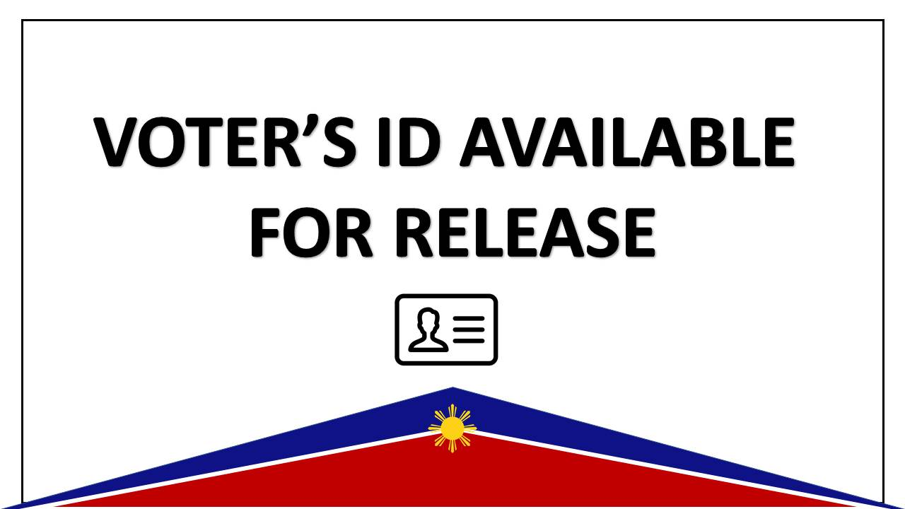 Btn Voter's ID for Release