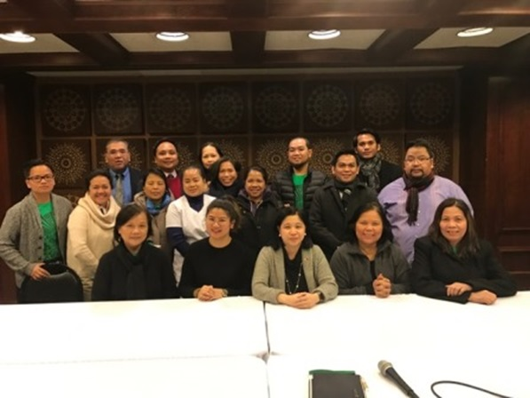 New York Consulate Holds Discussion with Migrant Issues Advocates