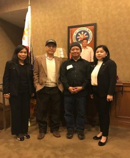 Jose Rizal Travels Documentary Completes New York Leg