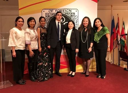 Philippines Takes Part in Annual International Food Festival in New York