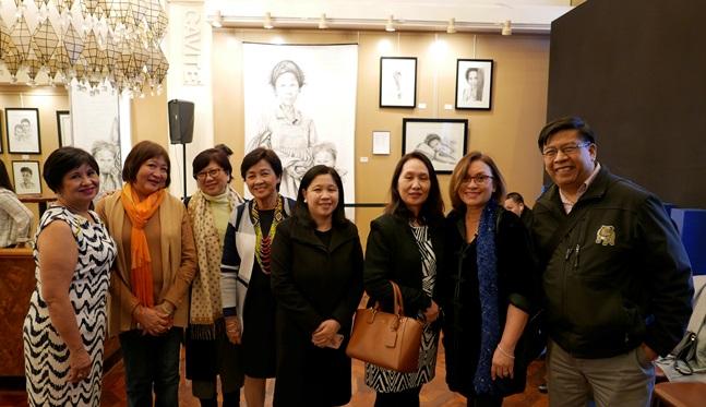 TUMANDOK EXHIBIT OPENS AT THE PHILIPPINE CENTER NEW YORK