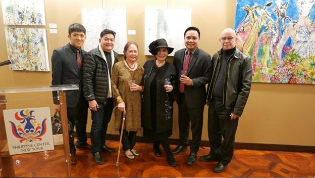 Philippine Center in New York Hosts Circle of Memories Art Exhibit