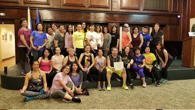 New York Consulate Caps Women's Month with Wellness Session