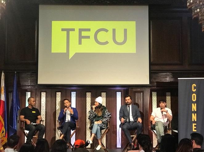 PCGNY Hosts TFCU Talks East Coast Launch in New York
