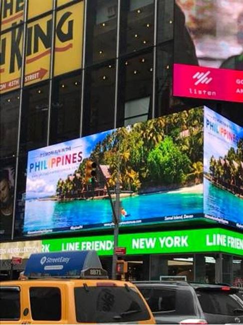 Philippine Tourism Promotion Blitz in New York