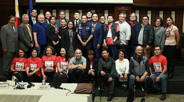 Secretary Jesus Dureza Holds Town Hall Meeting in New York