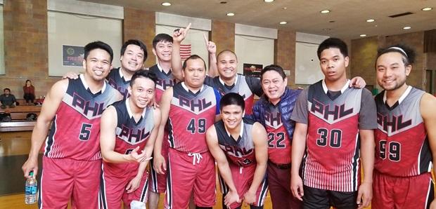 PHL Team bags Basketball Championship