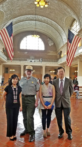 Philippines Headlines Cultural Show in Ellis Island New York