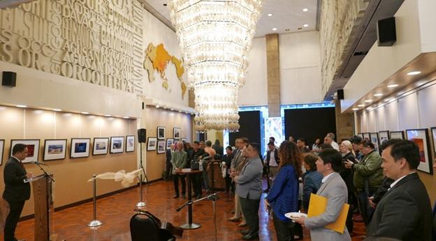Philippine Center in New York Holds Unique Photography Exhibit