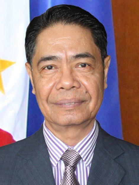 CLARO S. CRISTOBAL Philippine Consul General in New York