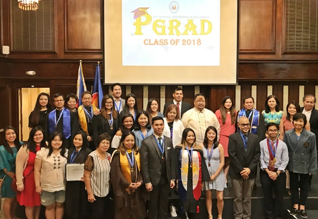 Philippine Graduation in New York Honors  Accomplished Young Filipino-Americans