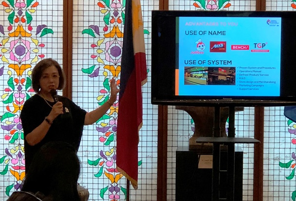 PFA Pitches Franchising Concept to Filipinos in US Northeast