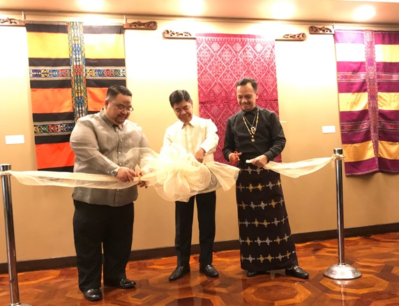 Philippine Consulate General in New York presents The Hinabi Project: Weaving Peace and Dreams Textile Arts of Mindanao