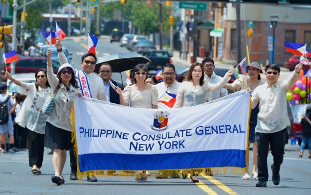 Filipino-American community celebrates 28th Philippine-American Friendship Parade and Festival