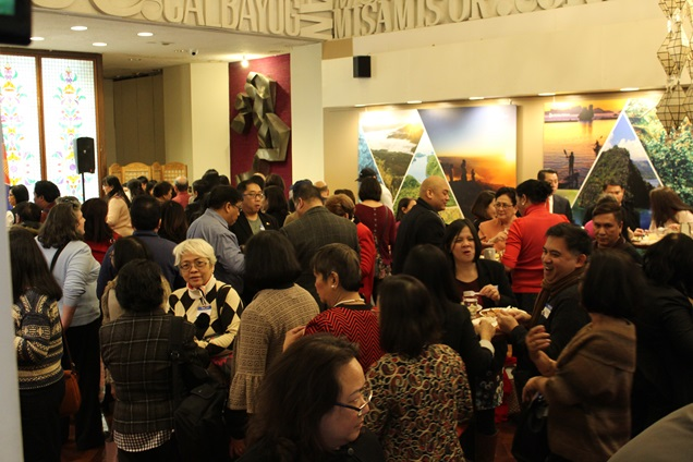 The Philippine Consulate Launches the Registration of Overseas Filipinos
