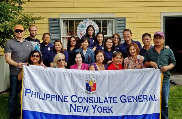 NYPCG's Consular Outreach in Saco, Maine