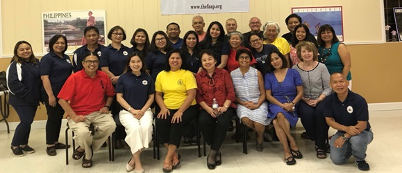 Philippine Consulate General Conducts A Consular Outreach at  Pittsburgh, Pennsylvania