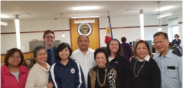 PCGNY Conducts Last Consular Outreach of the Year in Jersey City