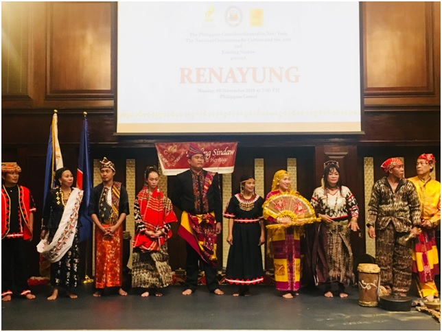 Master Artists and Tradition Bearers from Southern Philippines bring  Dayaw  in New York