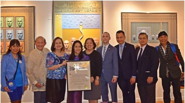 NY Assemblyman Honors Filipino-Americans in Awarding Ceremony