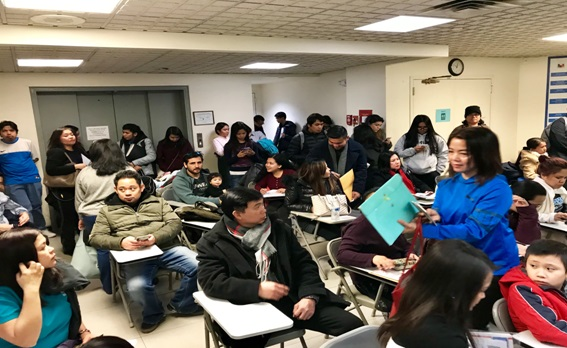 Philippine Consulate General in New York Holds Its  First Consulate Saturday for 2019