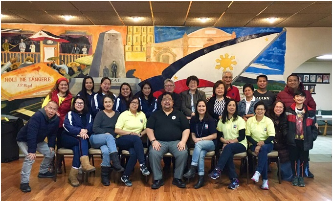 Philippine Consulate General in New York Holds Its  First Consular Outreach for 2019 in Stratford, New Jersey