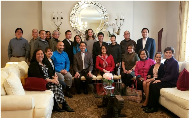 First-ever Fil-Am Academic Networking Launched in New York
