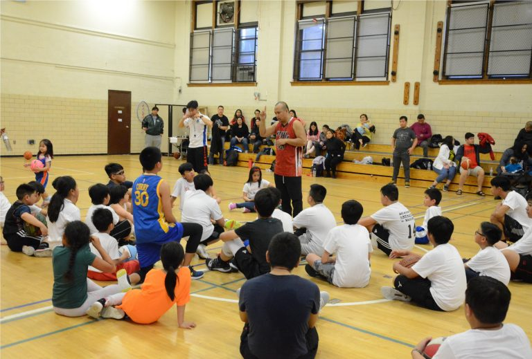 Pinoy's Love of Basketball  Highlighted in the Successful Launch of the PHL Basketball Clinic
