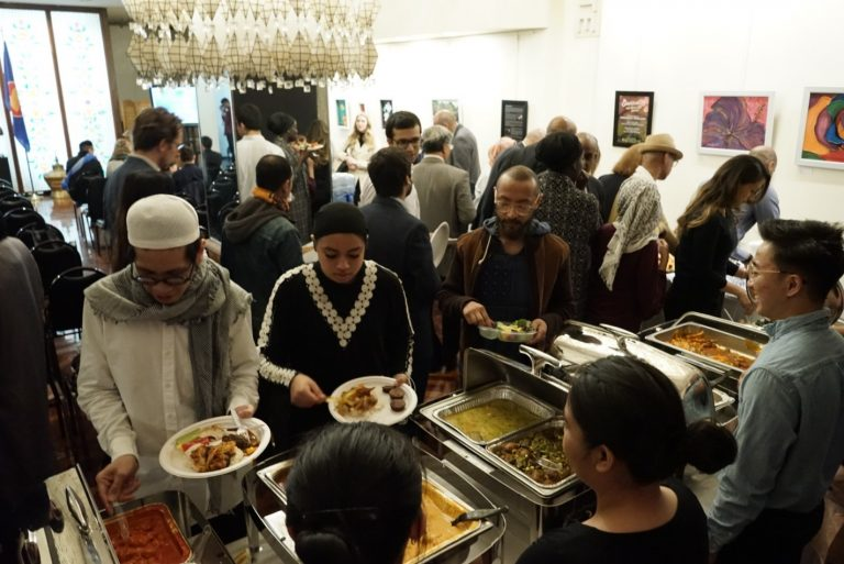 Unity Iftar Celebration at the Philippine Consulate in New York Highlights Diversity of Philippine Culture