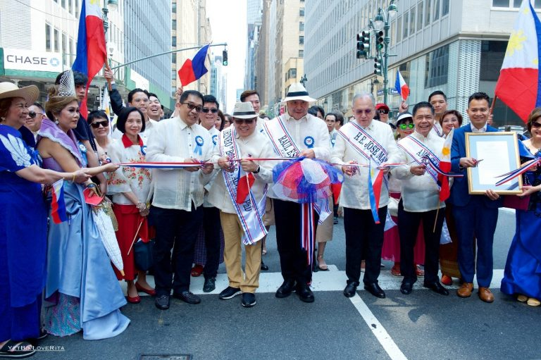 Annual Parade in Manhattan Launches Philippine Independence Day Celebrations in the US Northeast