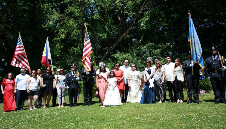 Philippine Independence Day Celebrated in Passaic, New Jersey