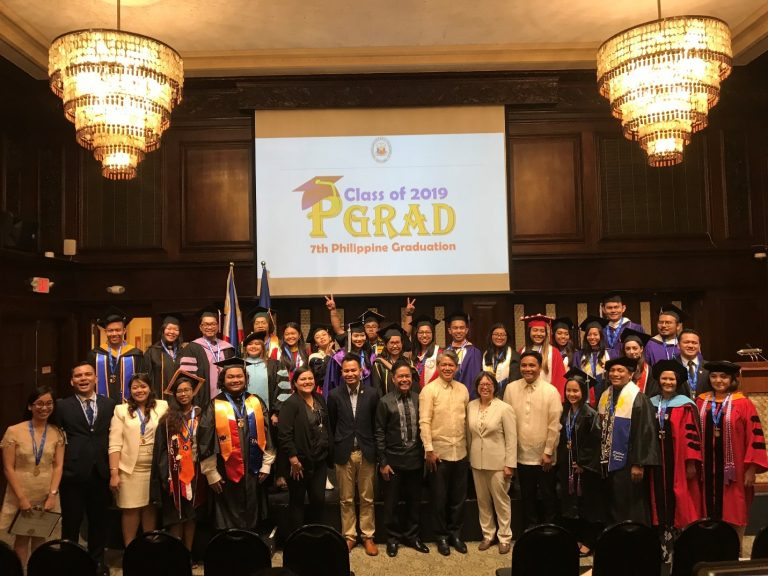 Fil-Am Graduates from US Northeast Recognized at 7th PGrad in New York