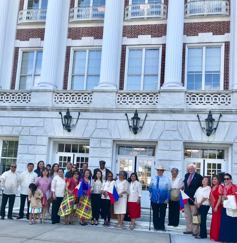 Filipino Community In Greenwich, Connecticut Celebrates  Philippine Independence Day