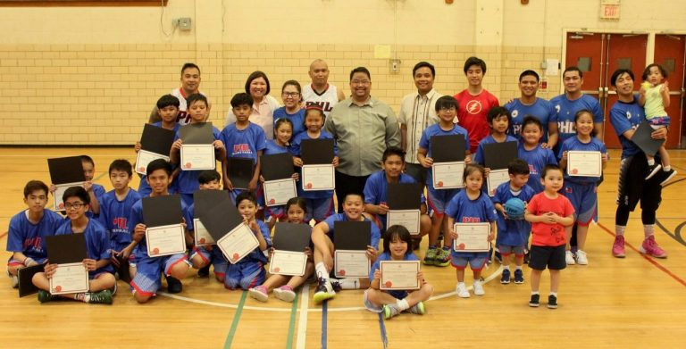Consulate General in New York supports successful PHL Basketball Clinic