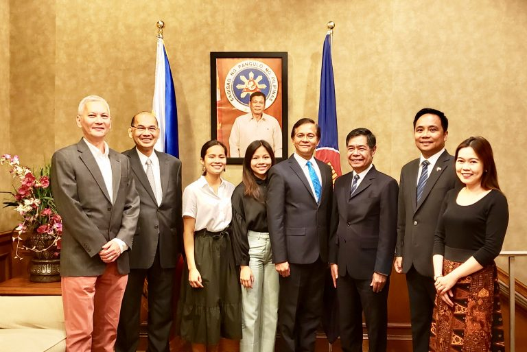 PH Consul General Administers Oath of Office  of New IBP National President
