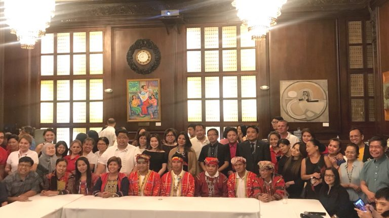Discussions on Plight of PH Indigenous People  Held in New York