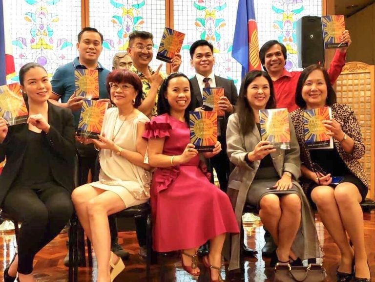 """""""The Filipino American Journey"""" Launched in New York"""