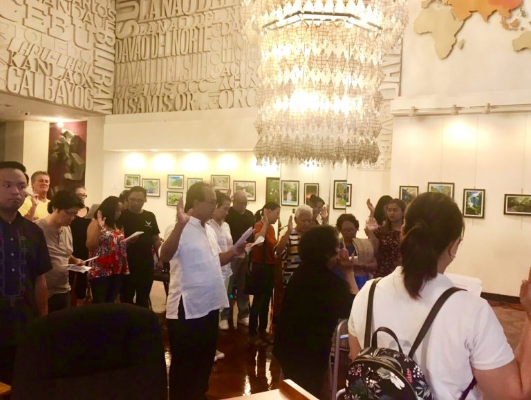 The Philippine Consulate General in New York And Its Clients  Commemorate the 41st National Disability Prevention and Rehabilitation Week