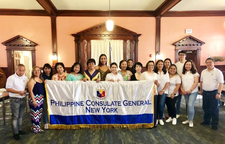 Philippine Consulate General Conducts A Consular Outreach In Manchester, New Hampshire