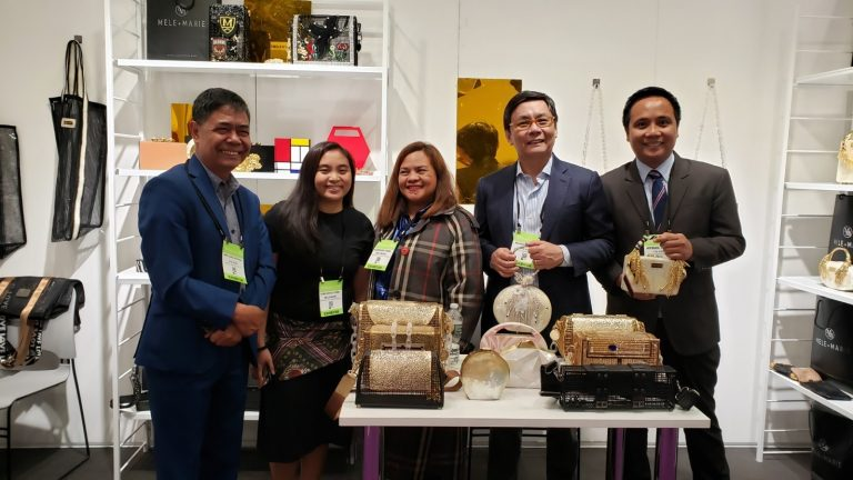 Philippine Products on Display at NY NOW Trade Show in New York