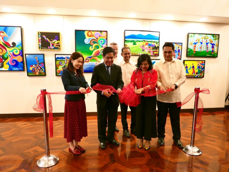 An Exhibit Celebrating Filipino Culture in Colors Opens at the Philippine Center