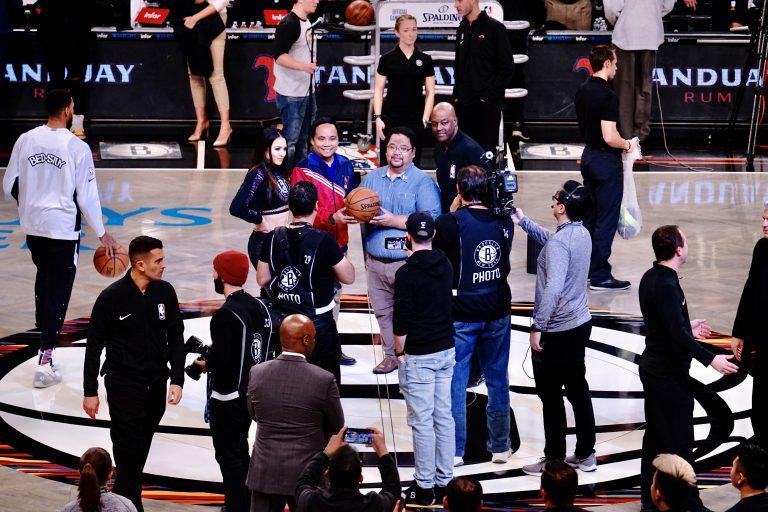 NBA's Brooklyn Nets host Filipino Heritage Night