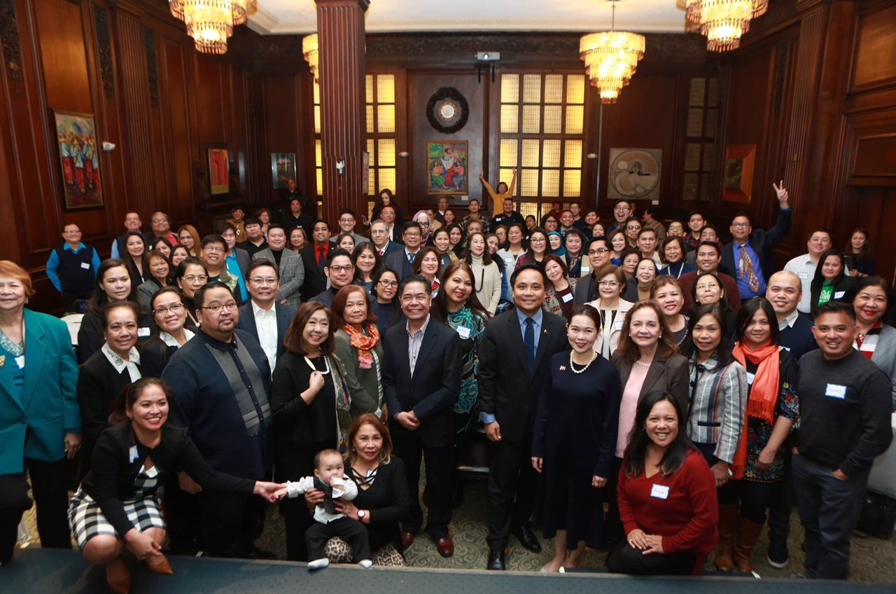 Philippine Consulate General to Host the 6th Filipino-American Community General Assembly