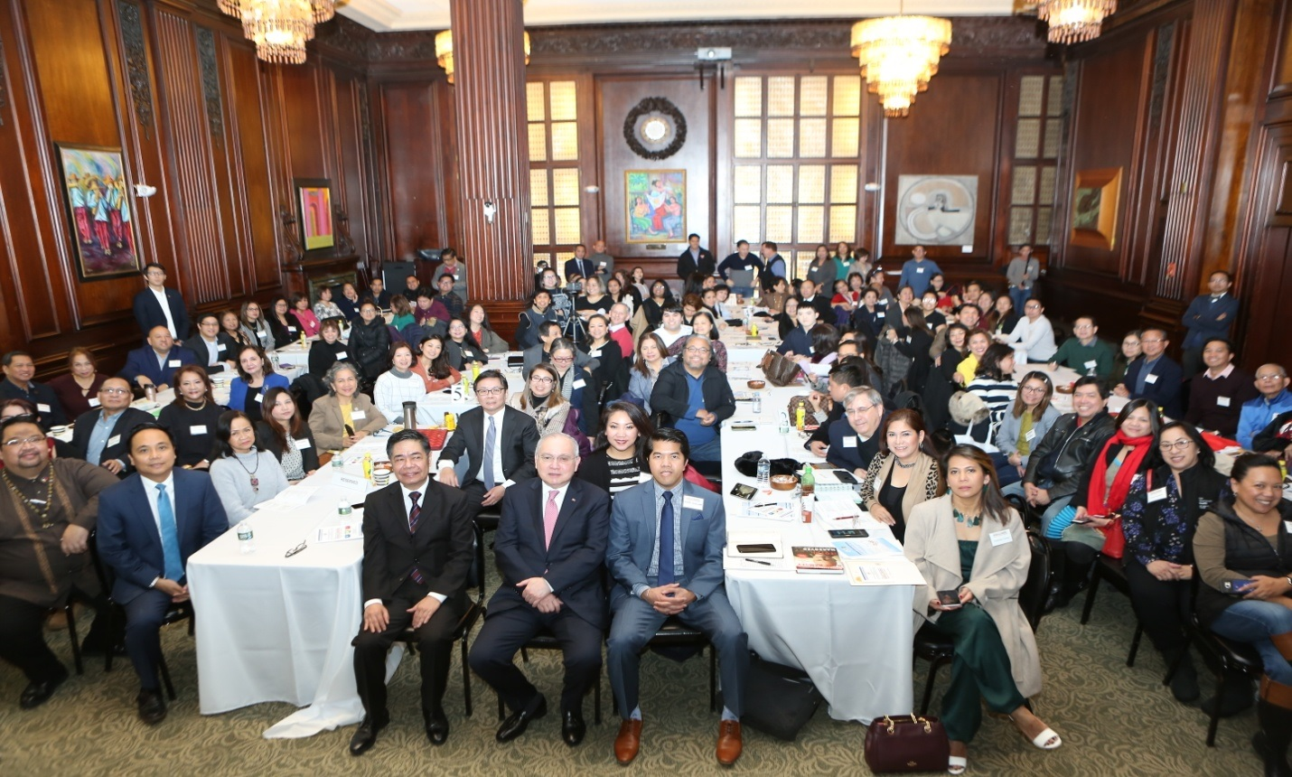 PH Consulate in New York Convenes 6th Fil-Am Community General Assembly