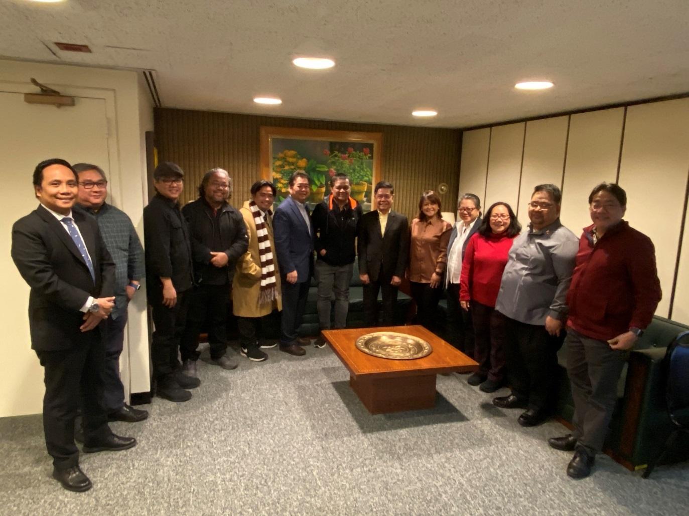 ConGen Press Hour with the Filipino-American Press Club of New York